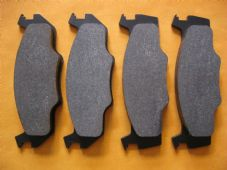 VW GOLF (80-84) SCIROCCO (80-83) PASSAT (79-83) NEW DISC BRAKE PADS - DB114